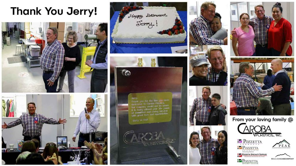 Tooling Master Retires